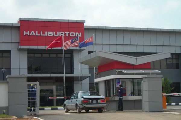 Halliburton @ JB(1)
