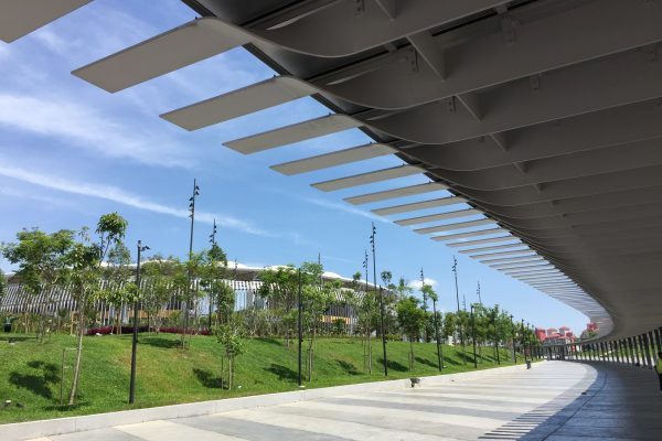 KL Sports City Walkway